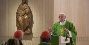 Папа: молитва о врагах — это совершенство христианской жизни