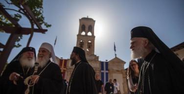 В третий день заседания Собора на Крите обсуждали объявление автономии Церквей. Обзор от 22 июня