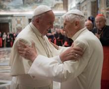 Церковь отмечает 65-летие рукоположения в священники Бенедикта XVI