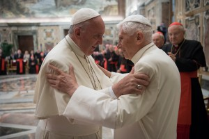 VATICAN-POPE-BENEDICT XVI-ANNIVERSARY