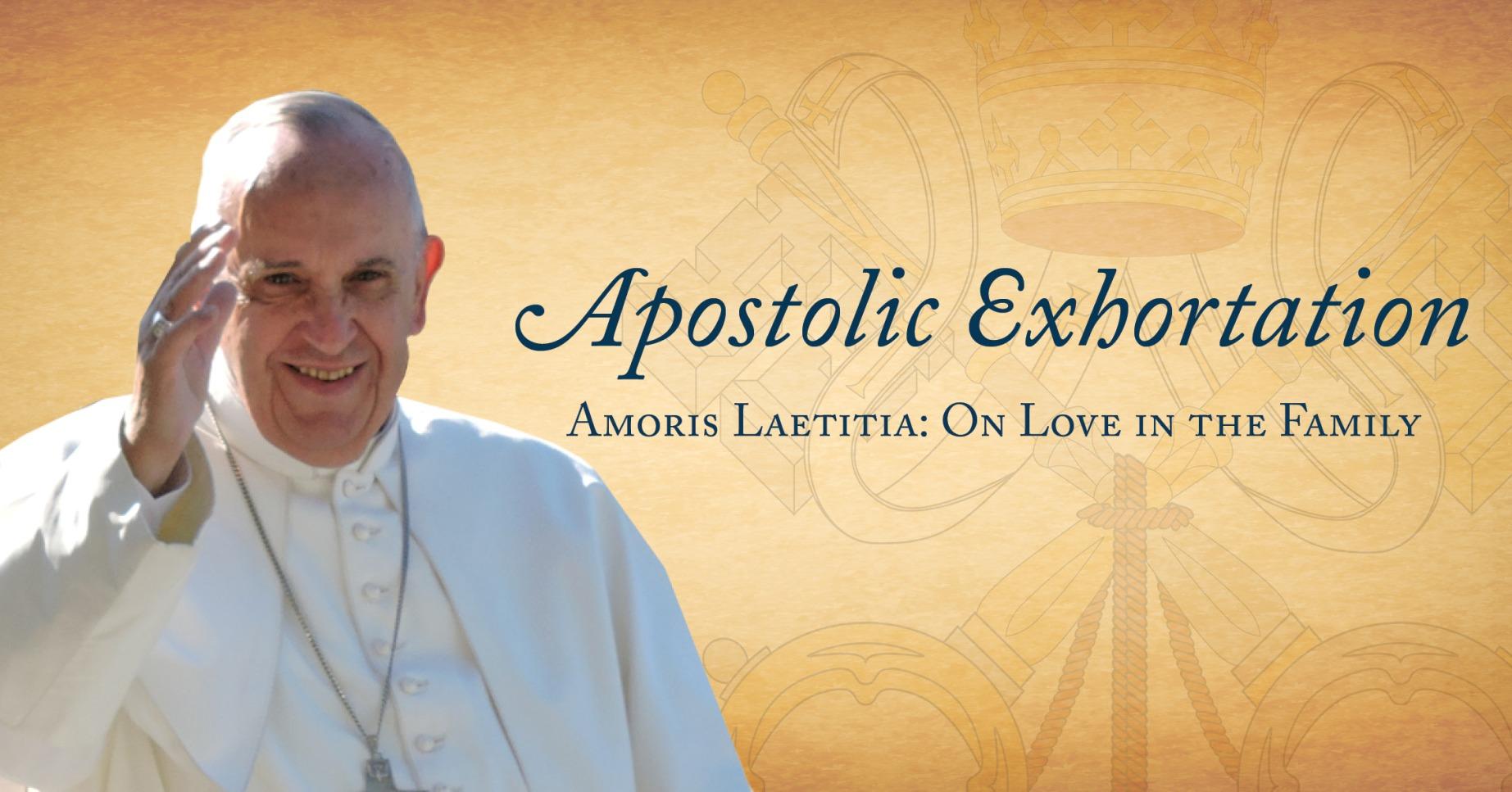 От веры к милосердию и обратно: Amoris laetitia