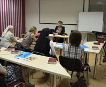 В Новосибирске проходит семинар-практикум для органистов и приходских музыкантов