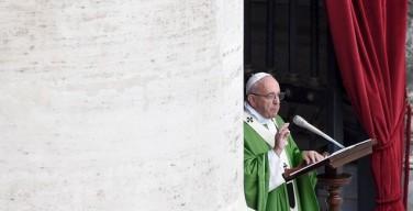 Папа призвал устранить причины эксплуатации детей