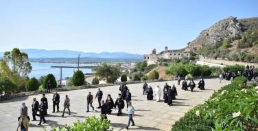 Патриарх Сербский выразил надежду, что предстоятели Антиохийской, Русской, Грузинской и Болгарской Церквей еще смогут приехать на Крит, чтобы совместно служить литургию в день Пятидесятницы