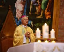 Вступительное слово Владыки Иосифа Верта на торжественной Мессе по случаю 25-летия его епископской хиротонии