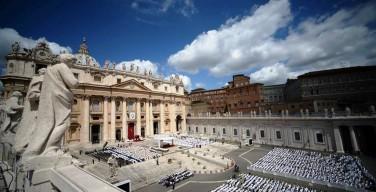 Слово Папы Франциска на Мессе Святейшего Сердца Иисуса и по случаю Юбилея священства. 3 июня 2016 г.