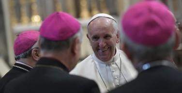 Папа — епархии Рима: выйти за свою ограду и быть ближе к семьям