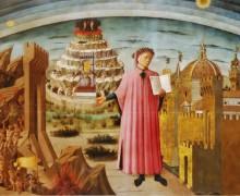 Данте и гармоничная лира. Папы Римские о величайшем поэте