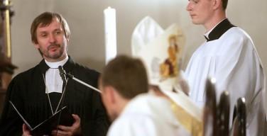 Латвийская Евангелическо-Лютеранская Церковь запретила ординацию женщин