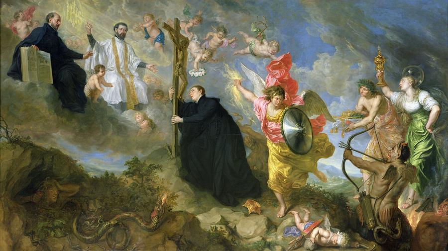 21 июня. Святой Алоизий Гонзага, монах. Память