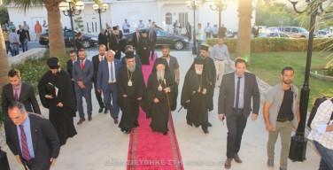 На острове Крит начинается Всеправославный собор