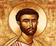 11 июня. Святой Варнава, апостол. Память