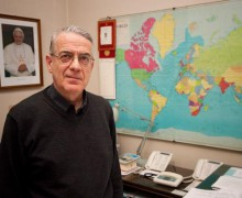 Отец Ломбарди: я не собираюсь уходить на пенсию