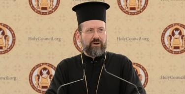 Архиепископ Иов (Геча) сменил митрополита Иоанна (Зизиуласа) на посту сопредседателя православно-католической комиссии по богословскому диалогу