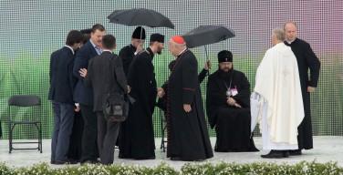 Православные делегаты на ВДМ: «Католическая Церковь стремится, чтобы все христиане почувствовали себя братьями»