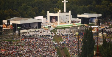 Краков-2016: Всемирные Дни Молодежи открылись!