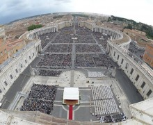 Юбилейный Год Милосердия: 14 млн. паломников посетили Рим