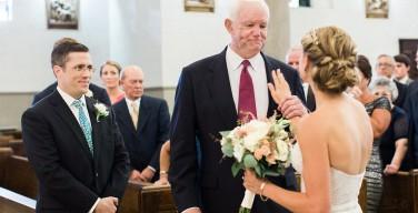 33-летнюю невесту к алтарю подвел человек с сердцем её убитого отца