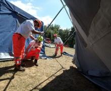 По причине землетрясения изменена программа «Юбилея волонтеров»