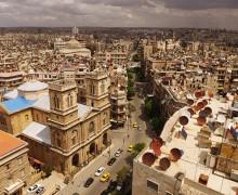 В Алеппо христиане помогают мусульманам, бежавшим из зоны боевых действий