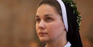 Еще одна сестра-елизаветка навечно обручилась со Христом