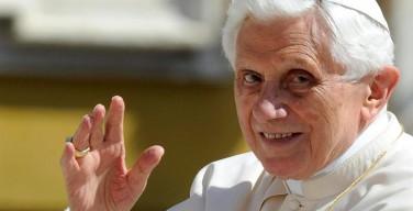 Бенедикт XVI рассказал о своих любимых святых