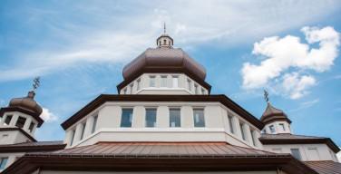 В Украинском католическом университете освятят уникальную многоярусную церковь Софии – Премудрости Божией