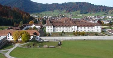 Швейцария: африканское паломничество к Чёрной Богородице в Айнзидельне