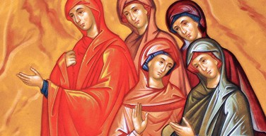 Диакониссы в истории Церкви