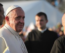 Папа благодарит Церковь в Польше