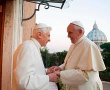 Папа Бенедикт XVI рассказал о своих отношениях с преемником на престоле святого Петра и объяснил, почему он ушёл на покой