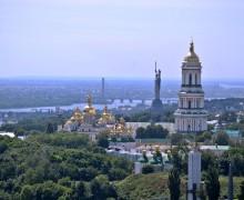 Украинцы назвали символом своей страны Киево-Печерскую лавру