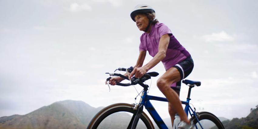 86-летняя монахиня снялась в рекламе Nike (ВИДЕО)