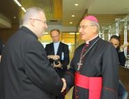Новый посол Ватикана прибыл в Белоруссию