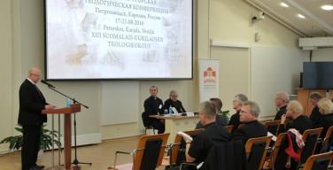Финно-угорская богословская конференция проходит в Петрозаводске