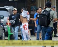 Индонезия: студент пытался взорвать церковь во время воскресной Мессы