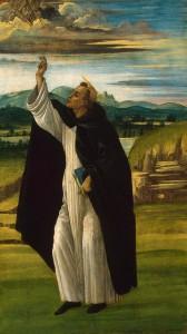 Сандро Боттичели. Святой Доминик