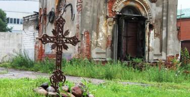 В Петербурге восстановят костёл Посещения Пресвятой Девой Марией Святой Елизаветы