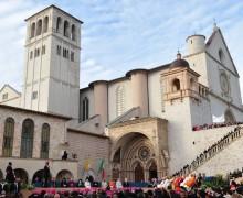 Папа примет участие во Всемирном дне молитвы о мире в Ассизи