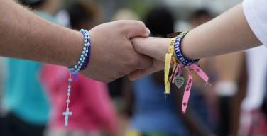 Папа — волонтёрам ВДМ: вы являетесь надеждой Церкви и мира
