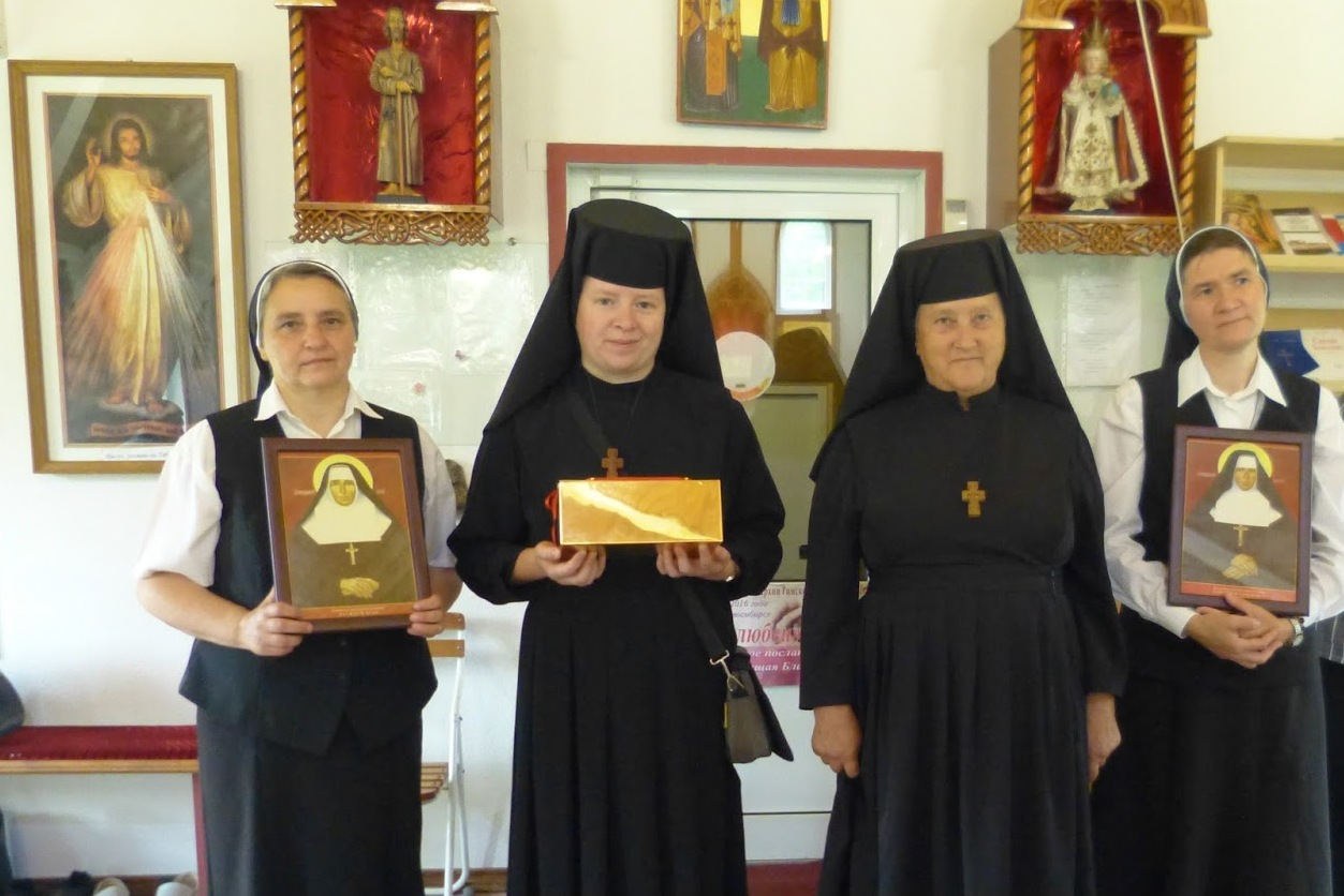 Паломничество мощей блаженных сестер Олимпии и Лаврентии в Куйбышев: свидетельство инициатора