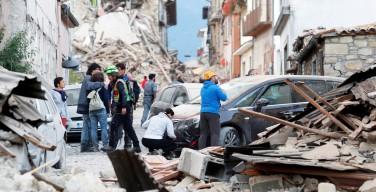 Из-за землетрясения в центре Италии Папа отложил подготовленную речь на общей аудиенции