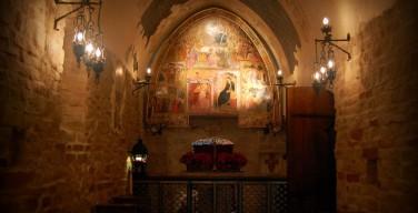 4 августа Папа Франциск посетит Ассизи и помолится в Порциункуле