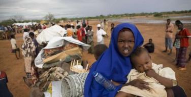 В Кении запустили пилотный проект лагеря беженцев, который кормит себя сам