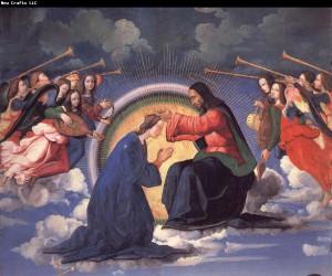 Увенчание Пресвятой Девы Марии