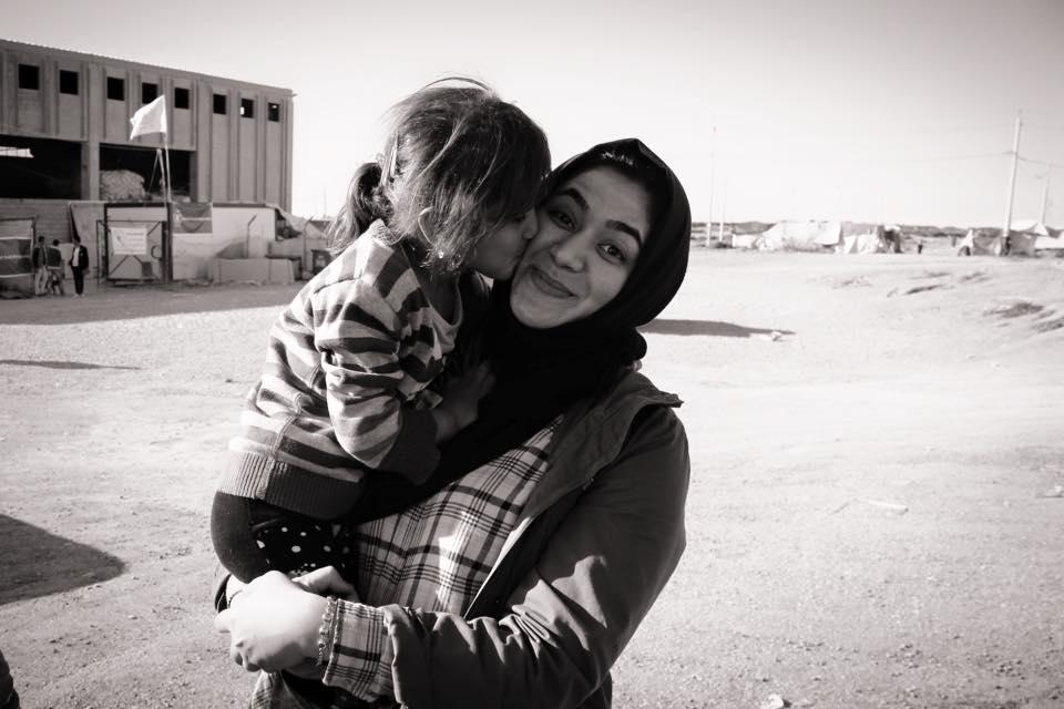 Мусульманка, рискуя собой, спасает христианских беженцев в Ираке