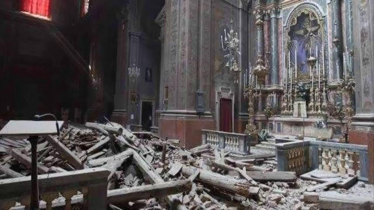 Архиепископ Сполето и Норчи отправился к пострадавшим от землетрясения