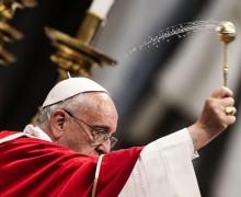 Папа Франциск благословит электробус «Laudato»