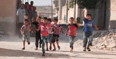 В Алеппо открыты три салезианских лагеря для детей и молодежи