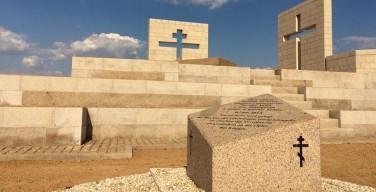 Часовню мира в знак примирения русского и немецкого народов открыли на солдатском кладбище под Волгоградом